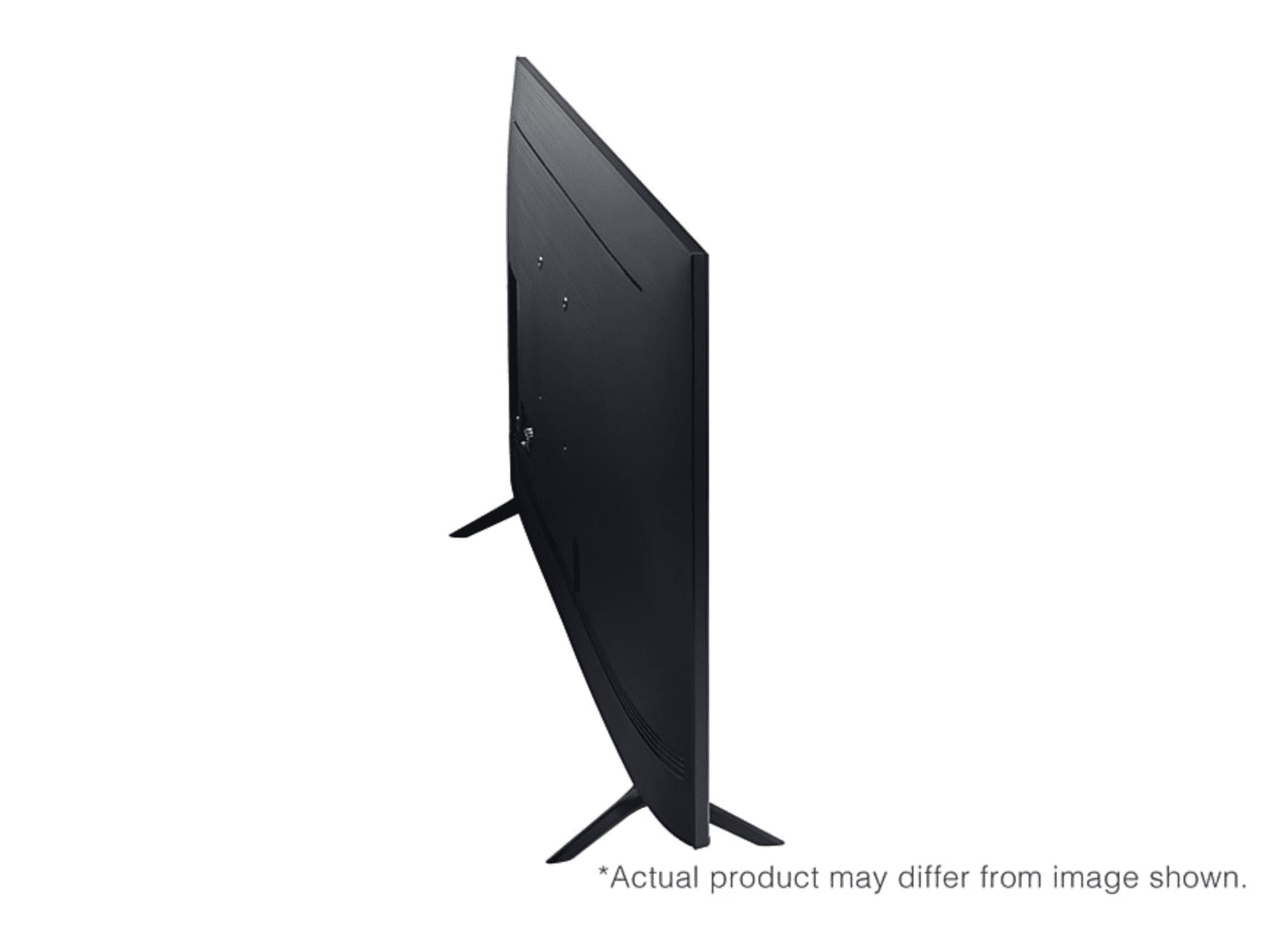 """Detalle de la TV Samsung UE43TU8005 43"""" Crystal UHD 4K"""