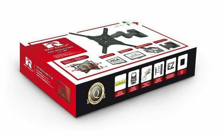Caja del Soporte de pared Red Eagle Flexi Apollo Forte para TV de 17''- 55''
