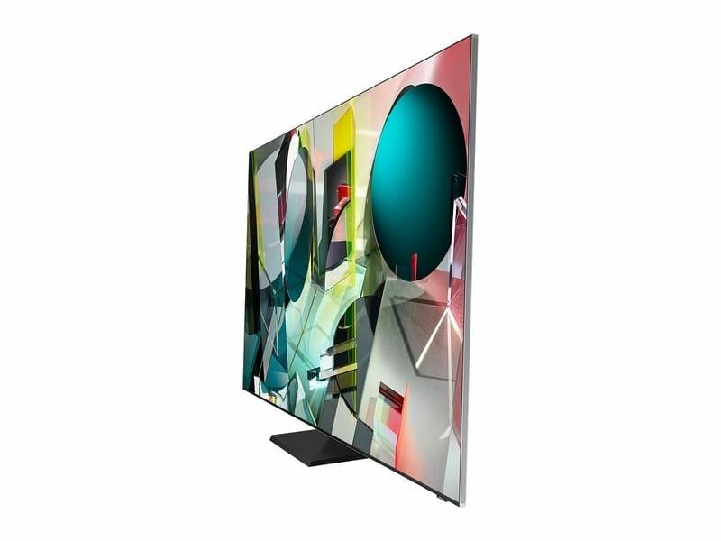 """Detalle de la TV Samsung QE85Q950TS 85"""" QLED 8K UHD"""