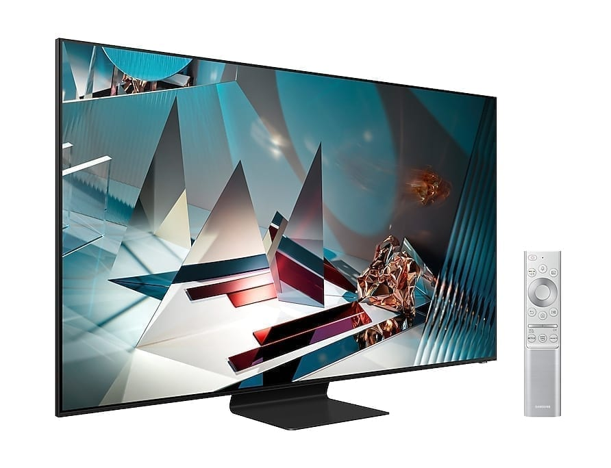 "Mando y TV Samsung QE55Q800T 55"" QLED 8K UHD"