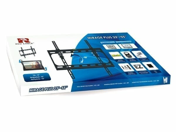 Caja del Soporte de Pared Red Eagle Mirage Plus para TV de 23''- 55''