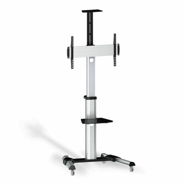 Soporte de pie con ruedas aisens ft70tre-037 para pantallas 37-70'/94-177cm - hasta 50kg - inclinable - vesa max. 600*400