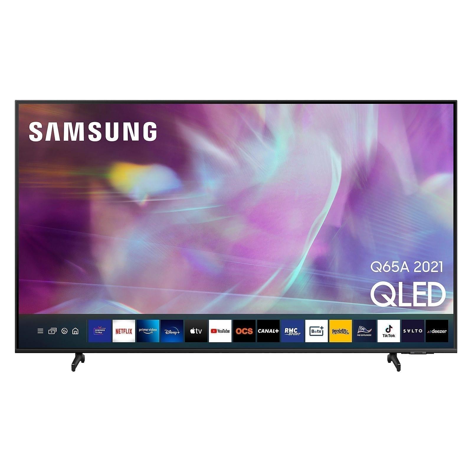 "TV Samsung QE65Q65A 65"" QLED 4K UHD 2021"